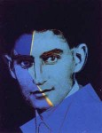 Andy Warhol Ten Jews of the Twentieth Century Franz Kafka | FS-II.226