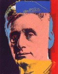 Andy Warhol Ten Jews of the Twentieth Century Louis Brandeis | FS-II.230