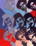 Andy Warhol Ten Jews of the Twentieth Century Marx Brothers | FS-II.232