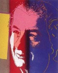 Andy Warhol Ten Jews of the Twentieth Century Golda Meir | FS-II.233