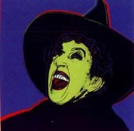 Andy Warhol Myths The Witch | FS-II.261