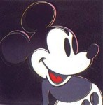 Andy Warhol Myths Mickey Mouse | FS-II.265