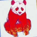 Andy Warhol Endangered Species Giant Panda | FS-II.295