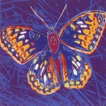 Andy Warhol Endangered Species San Francisco Silverspot | FS-II.298
