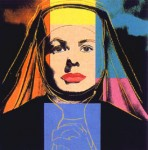 Andy Warhol Ingrid Bergman The Nun | FS-II.314