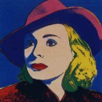 Andy Warhol Ingrid Bergman With Hat | FS-II.315