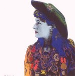 Andy Warhol Cowboys and Indians Annie Oakley | FS-II.378