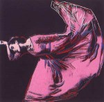 Andy Warhol Martha Graham Letter to the World ( The Kick) | FS-II.389