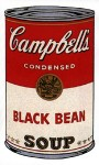 Campbell's Soup I (Black Bean) | FS-II.44