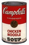 Campbell's Soup I (Chicken Noodle) | FS-II.45