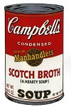 Andy Warhol Campbell's Soup (Scotch Broth) | FS-II.55