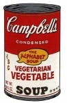 Andy Warhol Campbell's Soup (Vegetarian Vegetable) | FS-II.56