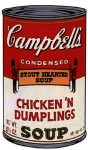 Andy Warhol Campbell's Soup (Chicken 'n Dumplings) | FS-II.58