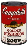 Andy Warhol Campbell's Soup (Golden Mushroom) | FS-II.62